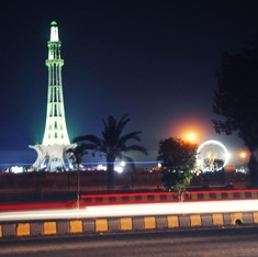 For Lahore: A lament with love