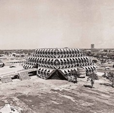 Watch: Pragati Maidan's buildings will be demolished. Here's why they're important to architecture