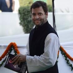 ... और वे कहते हैं कि राहुल गांधी आने वाले हैं!
