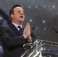 Brexit: Conservative Party begins first round of voting to choose David Cameron's successor