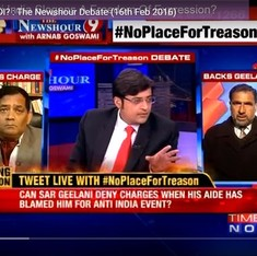 If you care about press freedom, perhaps it's time to boycott Arnab Goswami?