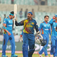 World Twenty20: Sri Lanka begin their title defence by beating Afghanistan