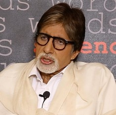 I was not 'formally approached' to be Incredible India's brand ambassador, says Amitabh Bachchan