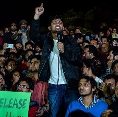 Delhi HC judge sends plea seeking cancellation of Kanhaiya Kumar's bail to chief justice