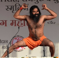 Ramdev faces arrest for threatening to behead those who refuse to say 'Bharat mata ki jai'