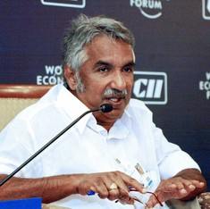 Oommen Chandy files defamation case against solar scam accused Saritha Nair