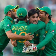 ICC World T20: Pakistan beat Bangladesh by 55 runs after posting a convincing 201/5