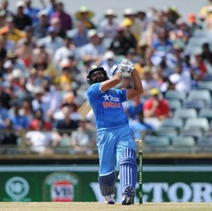 1st Aus-India ODI: Blame the bowlers, but the Indian batting lacks the X-factor