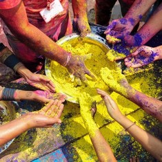 'It is sad to see that hooliganism and chemicals have now become the crux of Holi'