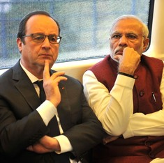 The Indo-French relationship has improved dramatically – but still lacks a spark
