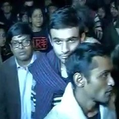 'People outside have to carry on the struggle': Umar Khalid's message to his friends before surrendering