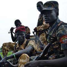 दक्षिण सूडान सरकार ने अपने सैनिकों को पगार के बजाय बलात्कार करने की छूट दी