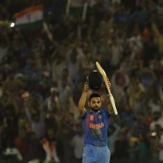 World Twenty20: Virat Kohli is cricket's Mr Miracle Man