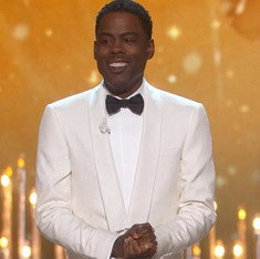 Did #OscarsSoWhite actually rescue 2016 from complete boredom?