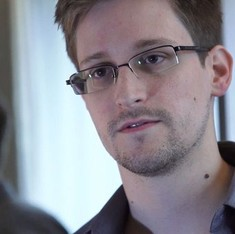 Edward Snowden says he agrees with former RAW chief's concerns about Aadhaar