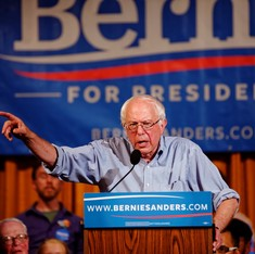 US' Green Party wants Bernie Sanders to continue his presidential bid as their candidate