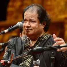Does bhajan king Anup Jalota pass the ghazal test?