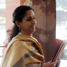 Sharad Pawar's daughter Supriya Sule refutes Shiv Sena's claim that Modi offered her a Cabinet berth