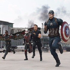 Film review: 'Captain America: Civil War' is cheeky and breathless