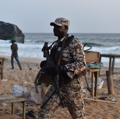 At least 16 dead in al Qaeda attack on Ivory Coast beach town