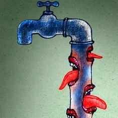 From Bihar polls to cow raksha: The Maya Kamath Award-winning cartoons