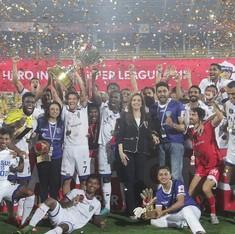 ISL finals: Chennai lift title after thriller against Goa