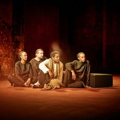 'The Mahabharata does not leave you': Notes from Peter Brook's third play about the epic