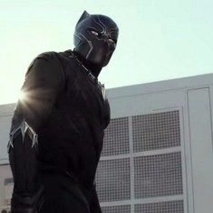 Comic book hero Black Panther is perfectly poised for big game