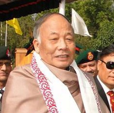 Congress replaces Manipur chief to avoid another government crisis