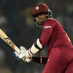 World Twenty20: West Indies through to semi-finals after three wicket win over South Africa