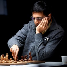 Viswanathan Anand draws with Wesley So to finish joint second in Sinquefield Cup