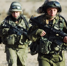 Eight myths about women on the military frontline – and why we shouldn't believe them