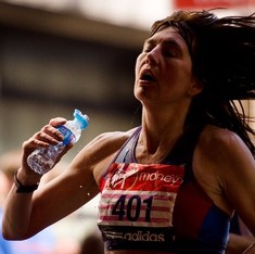 Why spitting is as good as swallowing when it comes to sports drinks