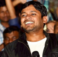 Police arrest man who put Rs 11 lakh bounty on Kanhaiya Kumar's head