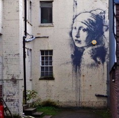 Why the real Banksy need not stand up