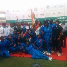 India will host T20 World Cup for the Blind in 2017