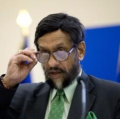 RK Pachauri's civil suit against a women's rights lawyer could set a very dangerous precedent