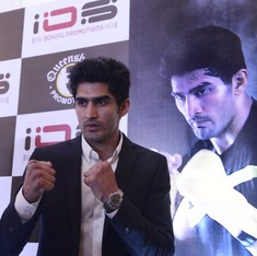 Can you imagine the physical pain Vijender Singh had to take to become a boxing pro?