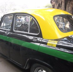 Nearly half of Delhi's taxis won't ply from today because they run on diesel