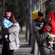 How China is rolling out the red carpet for couples who have more than one child