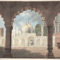 Made by the British and approved by Jahangir: A 17th-century map of India
