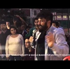 Video: contrary to claims, director Vivek Agnihotri spoke freely at Kolkata's Jadavpur University