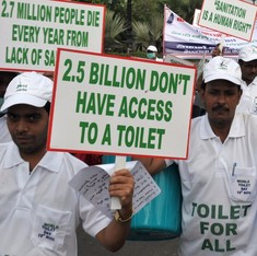 Swachh Bharat mission: Only 54% of the target to construct household toilets in urban areas achieved