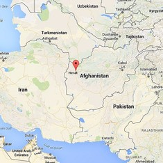 Afghanistan: At least six killed in a blast in Herat province