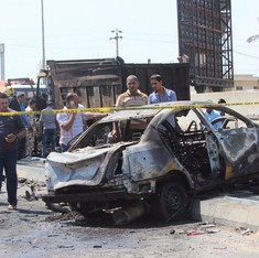 At least 25 killed in Iraq suicide bombings