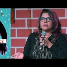 'Do you have an extra pa...' 'Panda?': Watch stand-up comic Aditi Mittal rip apart sanitary pad advertising