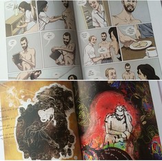 This graphic novel on schizophrenia is a rare and artistic biography