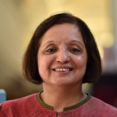 Malini Parthasarathy steps down as editor of the Hindu, saying she has been 'harshly judged'