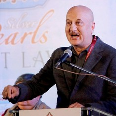 Anupam Kher denied permission to visit NIT Srinagar, stopped by police at airport