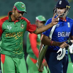 Red cards in cricket: An idea whose time has come